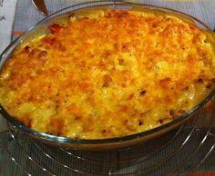 Rezept Variation von Hähnchen-Spätzle-Auflauf von Thermomix-graz - Rezept der Kategorie Hauptgerichte mit Fleisch