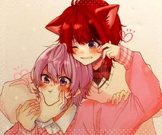 Cute Anime Boy, Anime Boys, Bestest Friend, Manhwa Manga, Couple Posing, Great Friends, Neverland, Anime Couples, Anime Characters