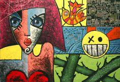 Arte Latino: Contemporary Latin American Artists    March 9 – April 6, 2013  In March, LuminArte welcomes a group of very talented contemporary Latin American artists, representing Colombia, Peru, Mexico, Venezuela, Uruguay, Cuba, Brazil, Argentina, Costa Rica and the USA.