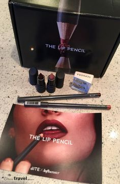 I received an Influenster Vox Box with Bite Beauty's The Lip Pencil to sample. I tested the product for two weeks with their Amuse Bouche Lipstick and discovered that Bite Beauty delivers on its promises! | Got it Free | Influenster | Bite Beauty | Product Review |