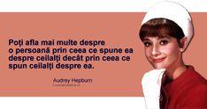 Citate celebre despre caracter Audrey Hepburn, Spiritual Quotes, Haha, Poetry, Spirituality, Thoughts, Memes, Medicine, Spirit Quotes