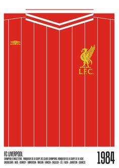 Liverpool FC  - 1984 #kingofeurope