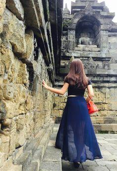 Bodobudur Temple - Magelang Indonesia