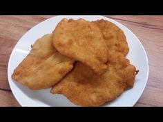 A vajpuha szaftos és omlós rántott csirkemell készítésének trükkjei :-) - YouTube Fried Chicken Breast, Viera, Chicken Recipes, Vaj, Breakfast, Ethnic Recipes, Youtube, Food, Morning Coffee