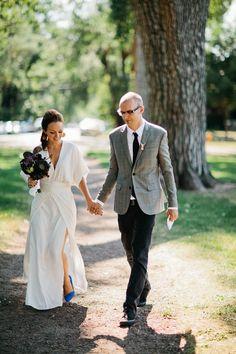 A Geometric Rainbow | Etsy Weddings Blog