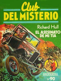 090 - El asesinato de mi tía - Richard Hull