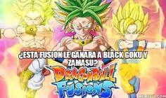 ¿esta fusion le ganara a black goku y zamasu?
