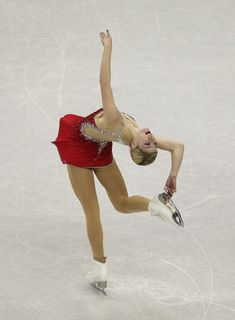 Gracie Gold competes in the Ladies Short Program during the 2013 Prudential U.S. Figure Skating Championships at CenturyLink Center on January 24, 2013 in Omaha, Nebraska.  (January 23, 2013 - Source: Jonathan Daniel/Getty Images North America)
