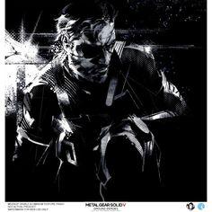 MGS - Yoji Shinkawa - Artwork