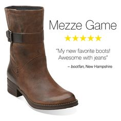 Clarks Customer Favorites | Mezze Game | women's boots