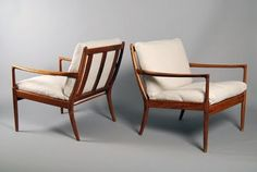 Lovely 50's chair by the danish Ib Kofoed-Larsen    http://www.retromoderndesign.com/easychairs/pages/160E.html