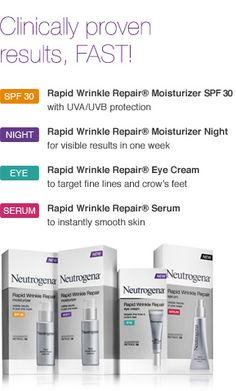 Learn how to get a more radiant, youthful skin glow with NEUTROGENA®wrinkle solution products. Anti-aging treatments that will help moisturize and regenerate your skin. Best Night Cream, Anti Aging Night Cream, Diy Beauty Makeup, Beauty Skin, Best Drug Store Highlighter, Eye Wrinkle, Wrinkle Creams, Drugstore Skincare, Skin Cream