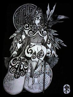 1000 images about morrigan on pinterest celtic goddess raven and crows. Black Bedroom Furniture Sets. Home Design Ideas