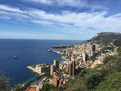 A country only 2 square-kilometres large: Monaco 🇲🇨 Monte Carlo, Holiday Travel, Monaco, Grand Canyon, Places To Go, Around The Worlds, River, Country, Amazing