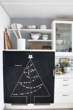 Weihnachten bei Bianca - Traumhafte weihnachtliche Bilder von Bianca und ihrem Blog Biancas Wohnlust.