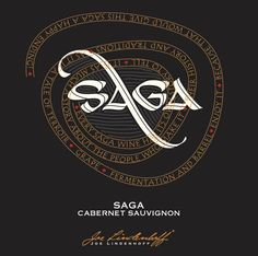 saga wine