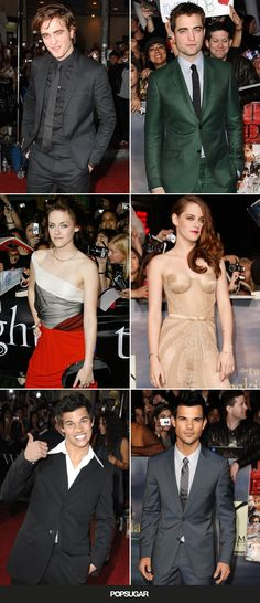 Pin for Later: See How Much Changed From the First to Last Twilight Premiere