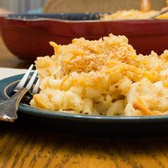 I've made this a number of times and it is honestly the best mac n cheese I've ever had! Fantastic <3 --There is no greater comfort food than this classic homemade macaroni and cheese. With three cheeses, cheddar, mozzarella and parmesan, this casserole is gooey and delicious!