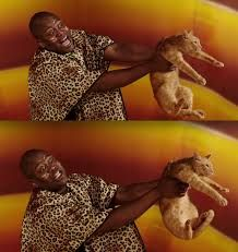 titus andromedon - I could watch this scene on repeat until the end of time and still giggle