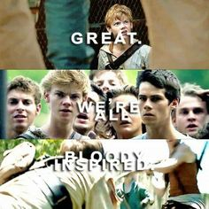 Aahhh i love Newt!!! Can't wait to finally see this book turn into a movie!! <3