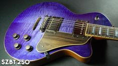 Emotional Shred Backing Track in C# minor | #SZBT 250 Purple Guitar, Famous Guitars, Types Of Guitar, New Dj, Les Paul Guitars, Backing Tracks, Neo Soul, Smooth Jazz, Beautiful Guitars