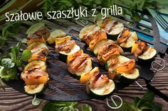 #szaszlyki #grill #widzimysienagrillu #omnomnom #mniam