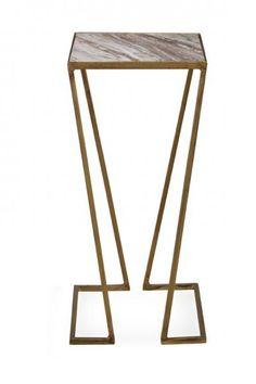 Orvieto Side Table 12x12x26