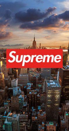 New York Supreme iPhone