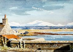CF Tunnicliffe - Summer Diary Landscapes