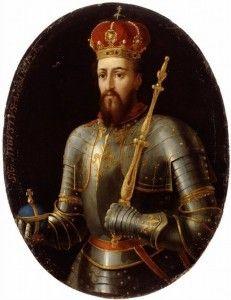 King Sigismund II Augustus of Poland.