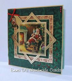Hunkydory Crafts Night Before Christmas