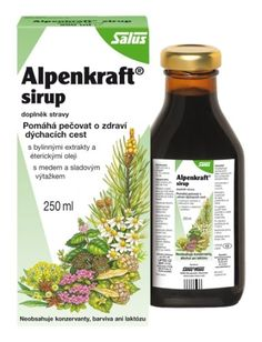 Alpenkraft 250 ml - Salus Pure Leaf Tea, Pure Products, Drinks, Bottle, Food, Drinking, Beverages, Flask, Essen