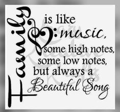 Ideas For Tattoo Music Notes Vinyl Decals Family Strength Quotes, Quotes About Strength, Aunty Acid, Quotes Arabic, Motivational Quotes, Inspirational Quotes, Yoga Quotes, Beautiful Songs, Abraham Hicks
