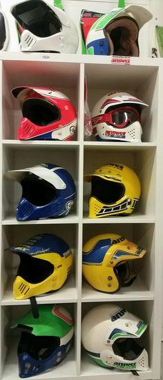 Arai & Answer Helmets