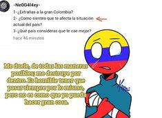 Vente Pa Ca, Mundo Comic, Wattpad, Cami, Disney Characters, Fictional Characters, Country, Memes, Anime