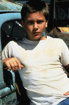 River Phoenix @ STAND BY ME (1986)