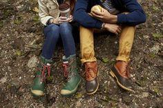 Bean Boots, Boy