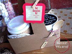 Hot Chocolate Kit Gift