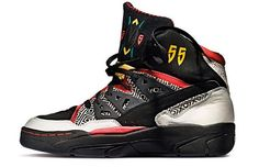 You haven't been able to get a pair of these for 20 years. Adidas Mutombo