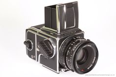The Hasselblad 501CM.  The last of Hasselblad's classic mechanical cameras.  The best camera ever made?  I think it could be!