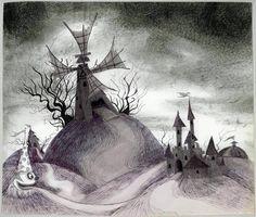 Bizarro, personagens esquisitos, cenários distorcidos e suas cores que variam dos tons escuros e pálidos até os tons vibrantes e quentes, constituem o mundo estranho de Tim Burton. O garoto que na infância fugia da…Veja mais