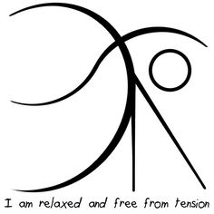 "Sigil Athenaeum - ""I am relaxed and free from tension"" sigil ..."