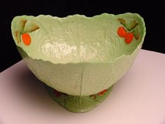 Carlton salad bowl