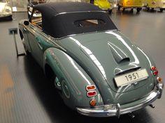 AutoMuseum Volkswagen Wolfsburg Dannenhauer & Strauss Cabriolet, 1951