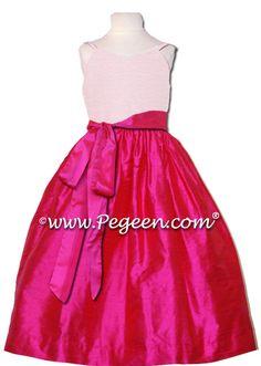 Jr Bridesmaids dress