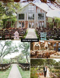 Vista West Ranch Wedding