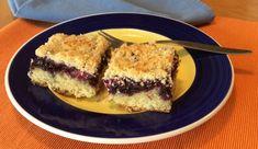 Ovocný mrveničkový koláč (fotorecept) Spanakopita, French Toast, Deserts, Treats, Breakfast, Ethnic Recipes, Sweet, Food, Basket