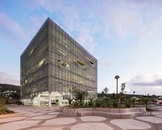 Galería - Biblioteca de Medios St Paul / Peripheriques Architects - 2