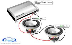subwoofer wiring | How to wire this sub+amp? - Yahoo! Answers