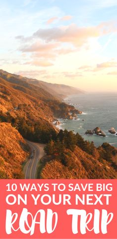 Summer road trips are a lot of fun and a great way to enjoy a vacation without breaking the bank. However, when money is tight, even a budget-friendly vacation such as a road trip might sound out of reach. Fear not my friend, as I've rounded up the best tips to help you save money and make your next road trip even more frugal. Click through to find out 10 ways to save BIG on your next road trip!